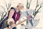 Astrid Hofferson_How To Train you Dragon by JamieCool