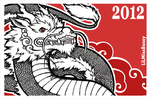 2012 year of the dragon by LiLMissBossy