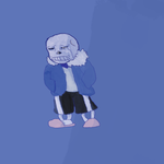 Sans (Practicing) by Fdgod14