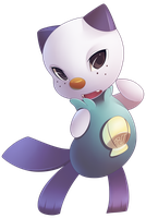 Oshawott by phation
