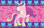 Cute Cadance WP by AliceHumanSacrifice0