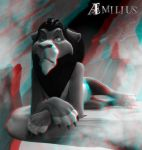 Scar (anaglyph) by aemiliuslives