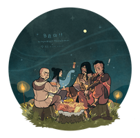 Mid-autumn festival 2014 by freestarisis