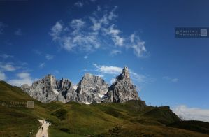 Pale di San Martino by massimomalvestio