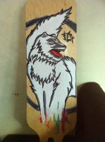 Wolf deck by atwhc