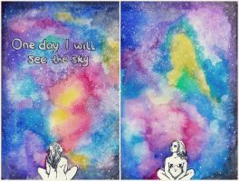 One Day I See The Sky by raskina