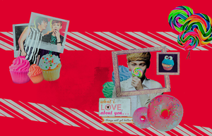 Jongkey ~CANDY LOVE~ by LittleGlamKitty
