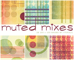 Muted Mixes by kixtwix