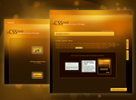 Golden CSS v2 by ginkgografix