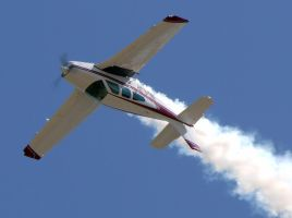 Beechcraft 36 Aerobatics by shelbs2