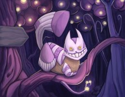 Contest - Cheshire Cat by Palidoozy
