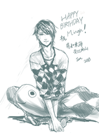 HBD(late): Minghii by Usakan