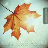 Indie/Rock Playlist: October (2012) by Criznittle