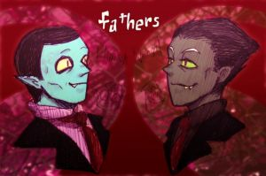 fathers by shige13