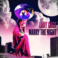 Lady Gaga - Marry The Night CD COVER by GaGanthony