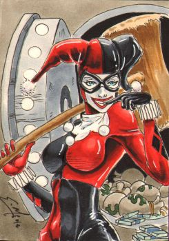 Harley Quinn PSC by JediDad