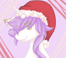 CHRISTMAS HORSE by PicaTails