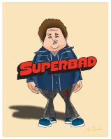 SUPERBAD by uppitycracker