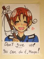 Hetalia Motivational Poster by NajikaSun