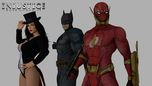 Injustice- Friendzoned by lonelygoer