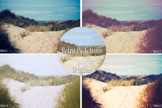 4 Vintage Inspired Actions by Grace-like-rainx