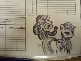 More Work Sketches 3 by Tshirting