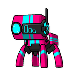 robot by zxc6749