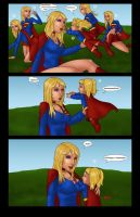 Supergirls and Mr Ninja pg19 by LexiKimble