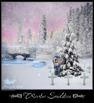Winter Soulstice by Smudgeproof