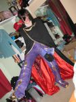 Just Dance Lelouch by Prota-Girl