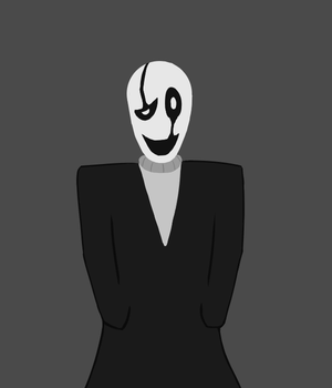 Gaster by Creamrs