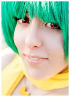 MF: Ranka Lee portrait? by Kaallisi