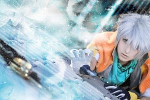 HOPE ESTHEIM - Cosplay - Unforgiven II by Shinkan-Seto