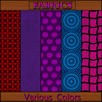 Fabrics - Various Colors by allison731