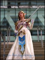 Twilight Princess Zelda by kairi-g
