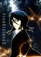Rukia poster by Ishily
