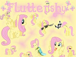 Fluttershy by kartracer17