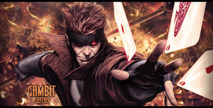 Gambit by StraightEdgeFan783