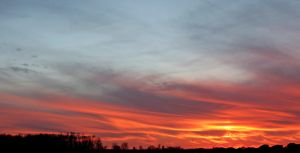 Sunset Accross the November Sky..(2) by Michies-Photographyy