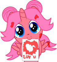 Cherry Bloom Loves You by Creshosk