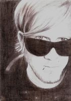 Bob Bryar by Cruz-666