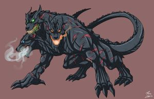 Cerberus (NeOlympus) by phil-cho