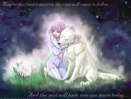One More Today Wallpaper by nillia