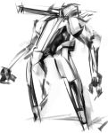 machine sketch 16 by mathaco