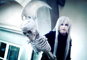 Shinigami's Religion, Undertaker by hakucosplay