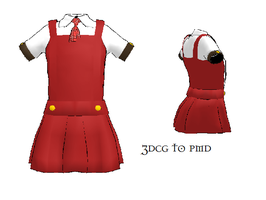MMD- Kiddie clothes-DOWNLOAD by MMDFakewings18