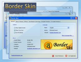 Border Skin 0.2.8 by komalo