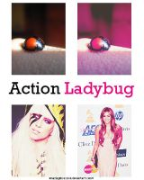 Action Ladybug by AmazingObsession