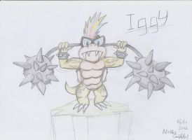 Iggy, Wii U version x) by nick3529