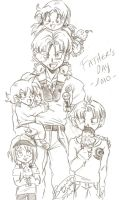Father's Day 2010 by Swamnanthas